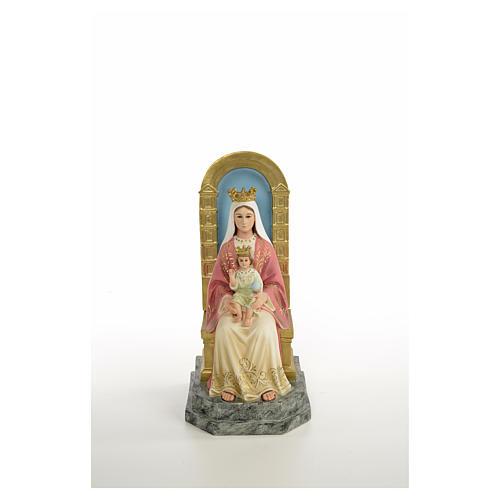Madonna 10 cm presepe napoletano 6