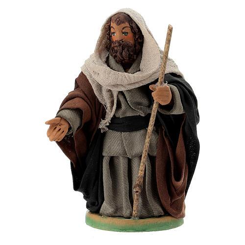 Sankt Joseph neapolitanische Krippe 10 cm 1
