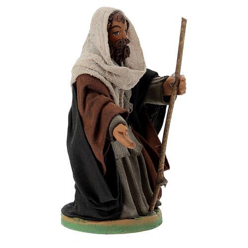 Sankt Joseph neapolitanische Krippe 10 cm 3