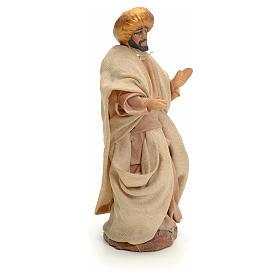 Árabe caminando cm 8 pesebre napolitano s2