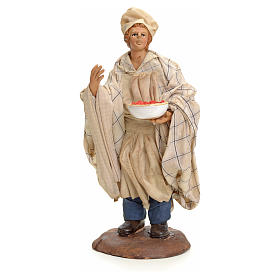 Cameriere 18 cm presepe Napoletano s1