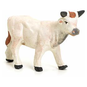 Vaca en pie cm 8 pesebre napolitano s2
