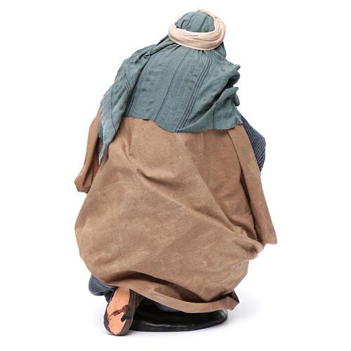 Mendicante 30 cm presepe napoletano 4