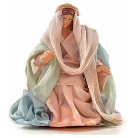 Sainte Famille crèche Napolitaine 6 cm style arabe s4