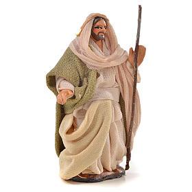 Sainte Famille crèche Napolitaine 6 cm style arabe s5