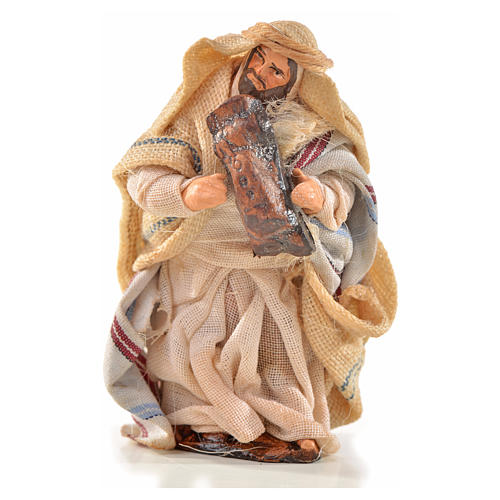 Neapolitan Nativity, Arabian style, piper 6cm 1