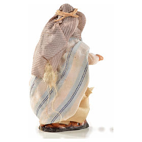 Neapolitan Nativity, Arabian style, fifer 6cm s2