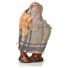 Neapolitan Nativity figurine, fifer, 6 cm s2
