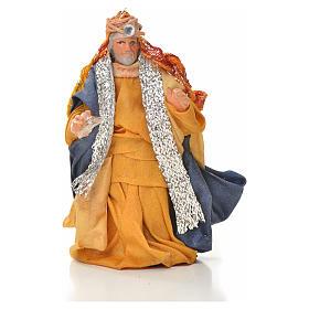 Neapolitan Nativity figurine, three wise Kings, 6 cm s4
