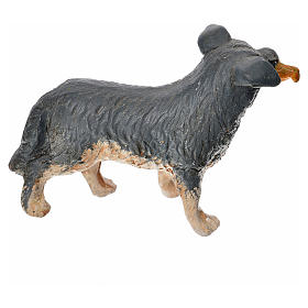 Neapolitan Nativity accessory, dog measuring 14cm s2