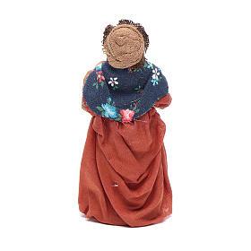 Mujer embarazada 10 cm Belén Napolitano s3