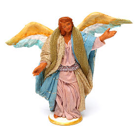 Neapolitan Nativity Scene: Angel standing, Neapolitan Nativity 10cm