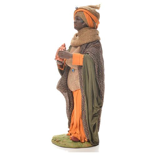 Wise Men, Neapolitan Nativity 24cm 3