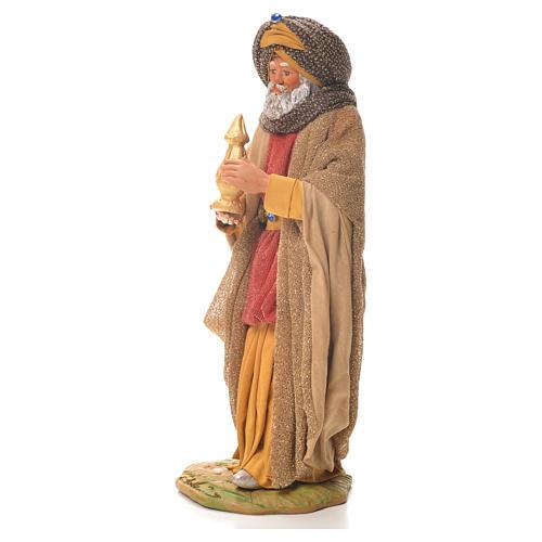 Wise Men, Neapolitan Nativity 24cm 6