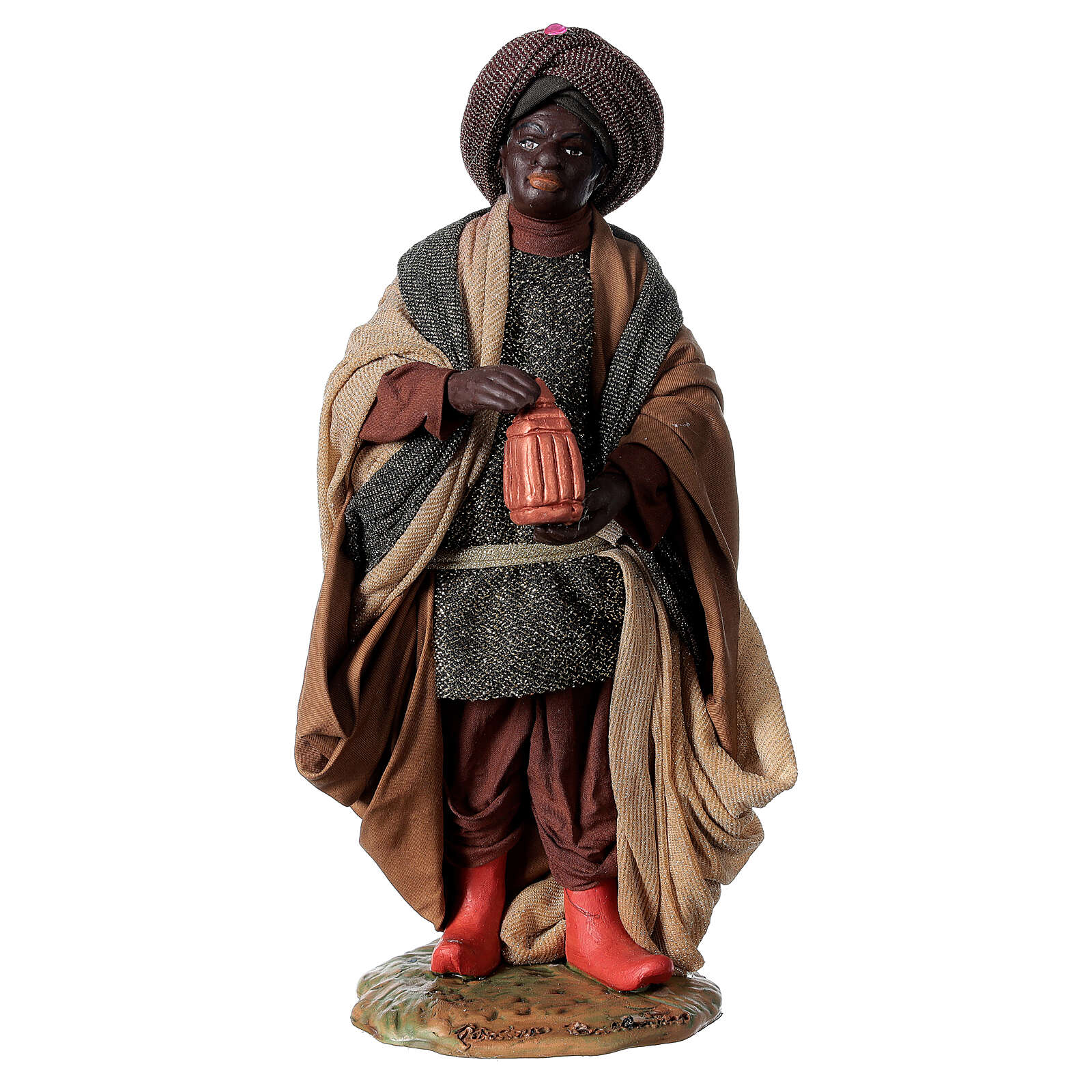 Tres Reyes Magos 24 cm Belén napolitano 4