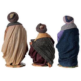 Tres Reyes Magos 24 cm Belén napolitano s14