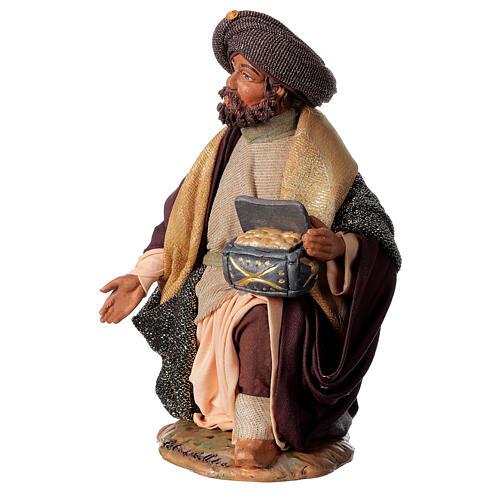 Tres Reyes Magos 24 cm Belén napolitano 9