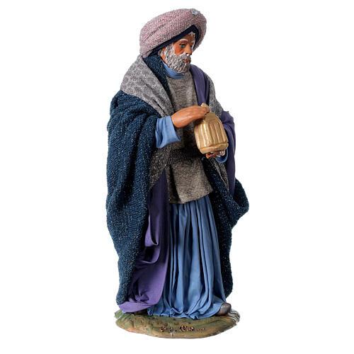 Tres Reyes Magos 24 cm Belén napolitano 13