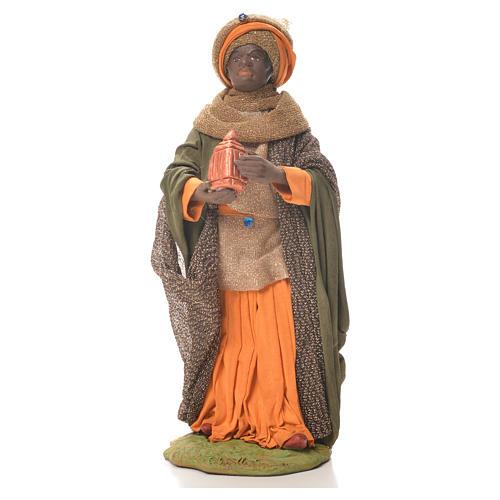 Wise Men, Neapolitan Nativity 24cm 2