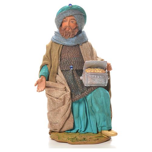 Wise Men, Neapolitan Nativity 24cm 8