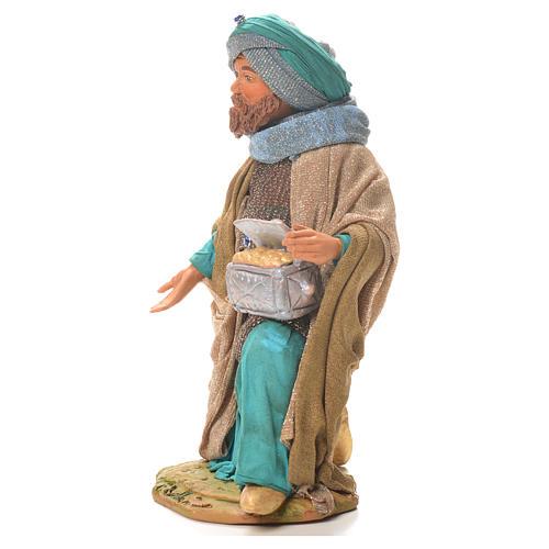 Wise Men, Neapolitan Nativity 24cm 9