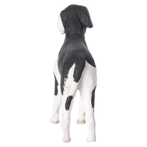 Terracotta dog standing, 24cm Neapolitan Nativity 6