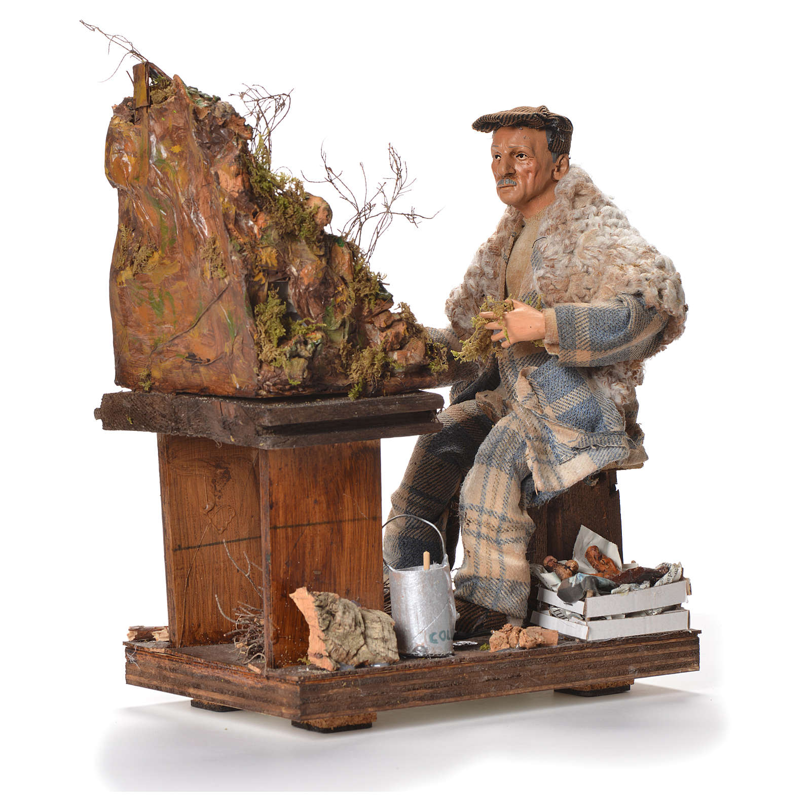 Nativity Scene manufacturer figurine 30cm 4