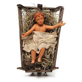 Nativity scene, standing, Neapolitan nativity 24cm s4