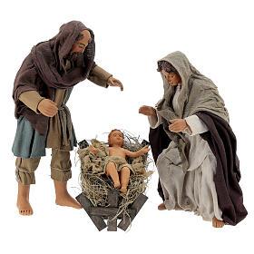 Nativity scene, standing, Neapolitan nativity 24cm s8