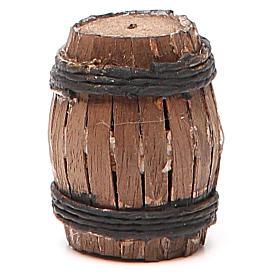 Barrel 4cm neapolitan Nativity s1