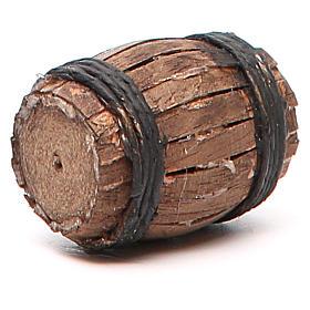 Barrel 4cm neapolitan Nativity s2