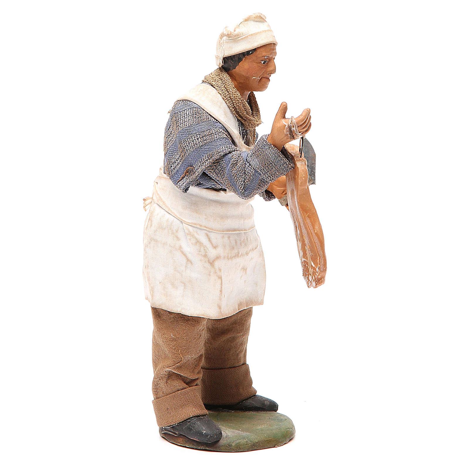 Boucher 14 cm crèche napolitaine 4