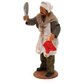Butcher 14cm neapolitan Nativity s2