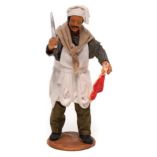 Butcher 14cm neapolitan Nativity 1