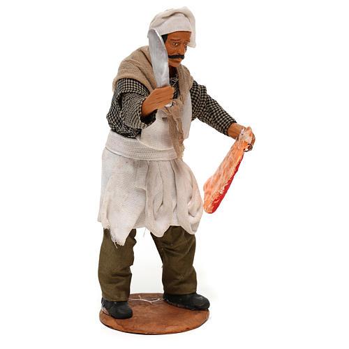 Butcher 14cm neapolitan Nativity 3