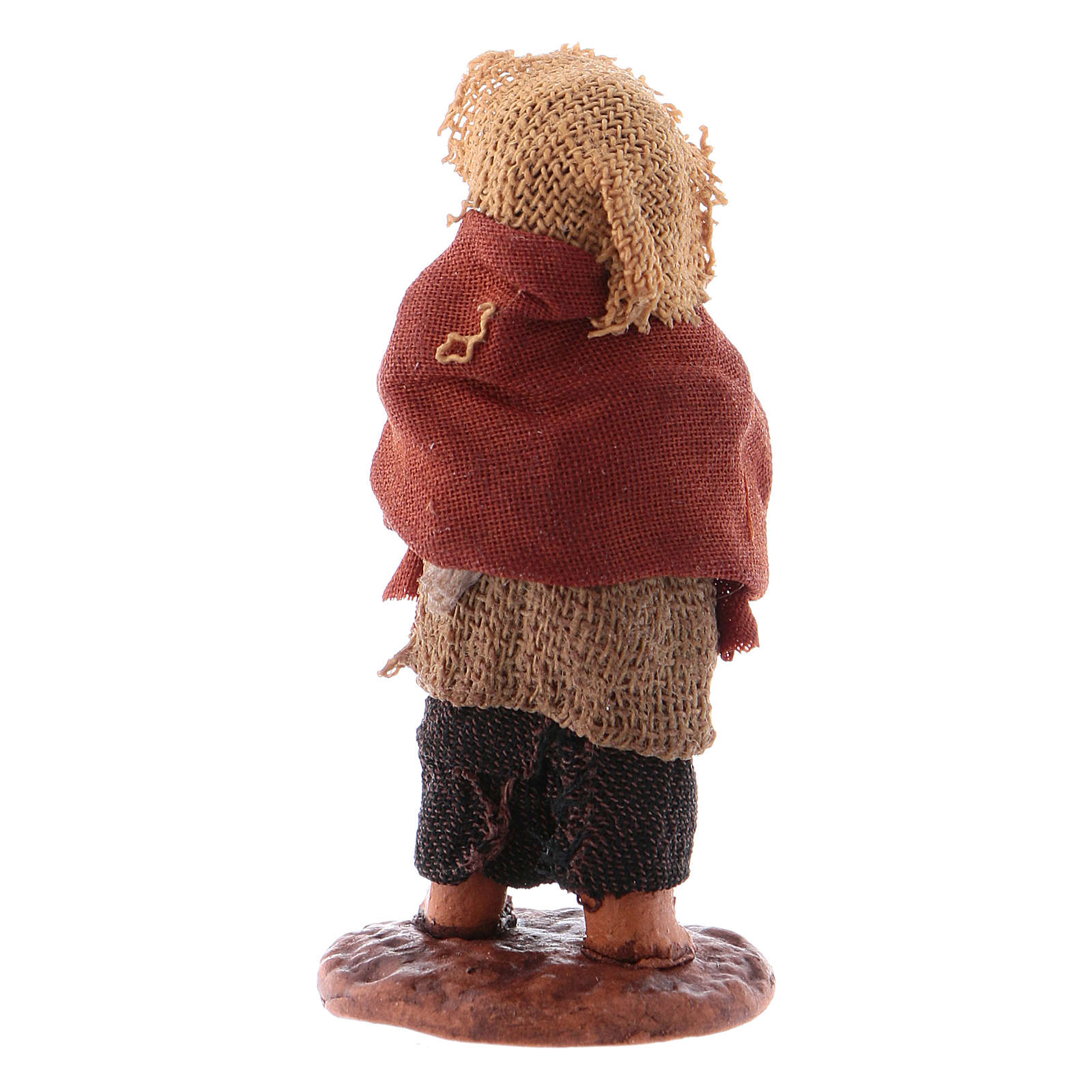 Little boy standing with ball 10cm neapolitan Nativity 4