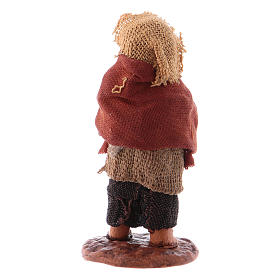 Little boy standing with ball 10cm neapolitan Nativity s2