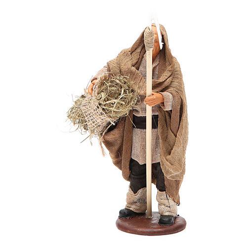 Man with sickle 14cm neapolitan Nativity 2