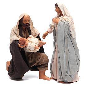 Święta Rodzina 14cm figurka do szopki s1