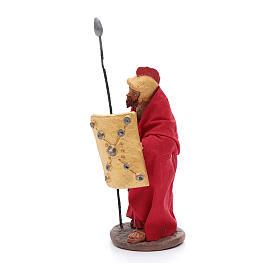 Soldier with lance 10 cm Neapolitan Nativity figurine s2