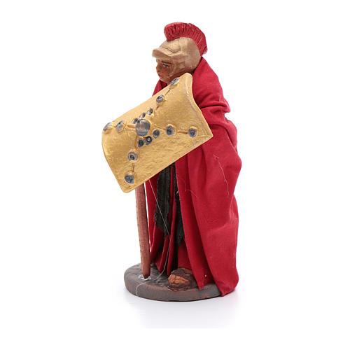 Soldier with sword 10 cm Neapolitan Nativity figurine 2