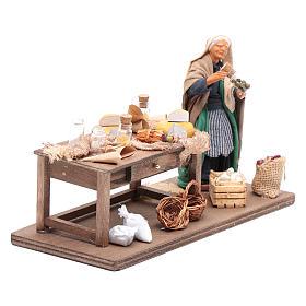 Grocery shop Neapolitan Nativity s4