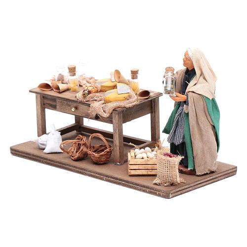 Grocery shop Neapolitan Nativity 2