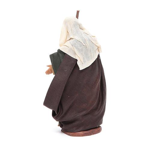 San Giuseppe 14 cm presepe napoletano 3