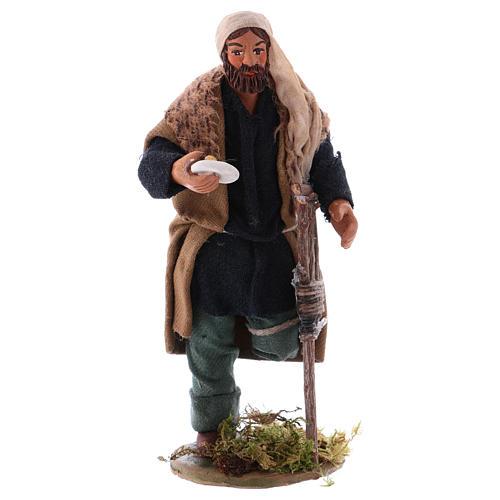Crippled shepherd 12 cm for Neapolitan nativity scene 1