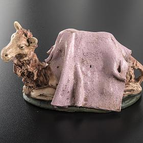 Cammello rosa terracotta 18 cm s3