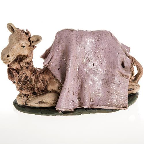 Cammello rosa terracotta 18 cm 1
