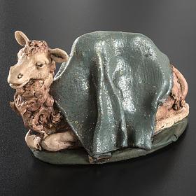 Green camel terracotta 18 cm s3