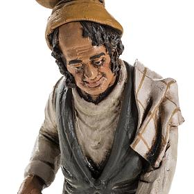 Baker, 18cm terracotta s4