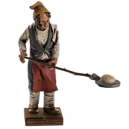 Baker, 18cm terracotta 2